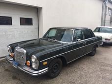Mercedes-Benz 280S/SE/SEL w108 1972