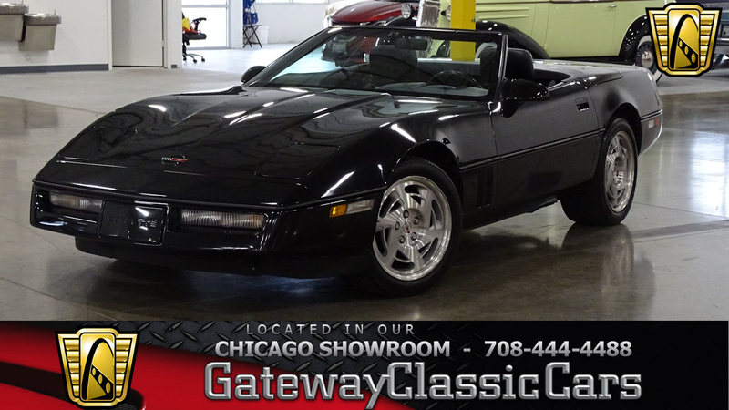 1990 Chevrolet Corvette is listed For sale on ClassicDigest in Tinley Park  by Gateway Classic Cars - Chicago for $14500