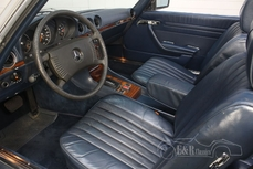 Mercedes-Benz 280SL w113 1977