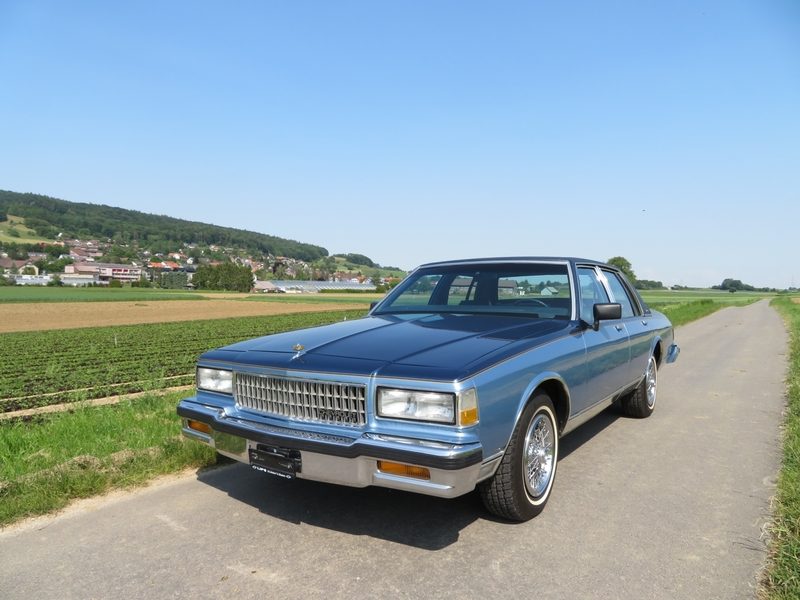 newest 1b536 c9d2b 1990 Chevrolet Caprice is listed For sale on ClassicDigest in Oberweningen  by Touring Garage AG for €6900.
