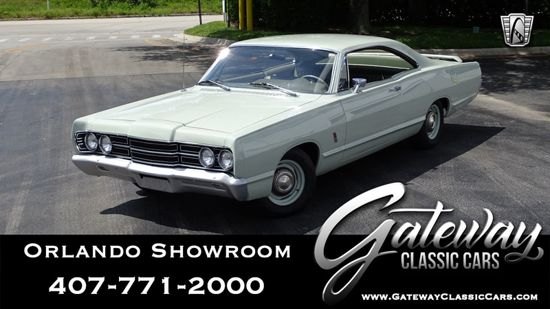 1967 Mercury Monterey is listed For sale on ClassicDigest in Lake Mary by  Gateway Classic Cars - Orlando for $21500