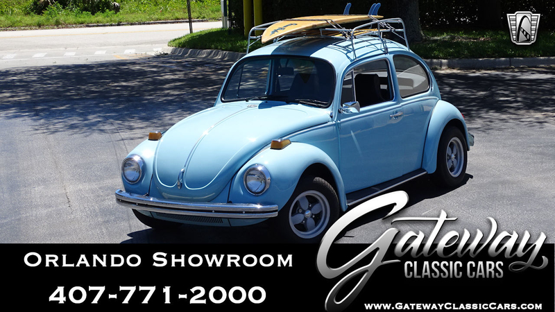 1971 Volkswagen Beetle Typ1 is listed For sale on ClassicDigest in Lake  Mary by Gateway Classic Cars - Orlando for $14000
