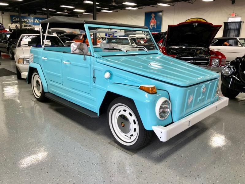 Volkswagen Thing For Sale >> 1973 Volkswagen Thing Is Listed For Sale On Classicdigest In Port Charlotte By Showdown Muscle Cars For 28500