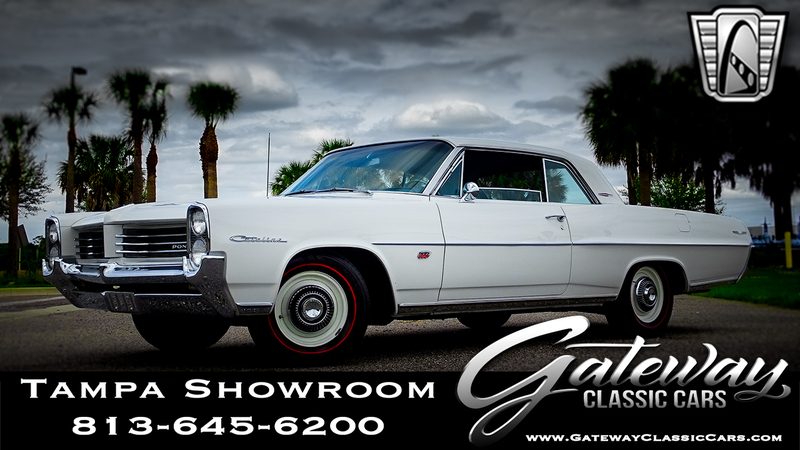 1964 Pontiac Catalina is listed For sale on ClassicDigest in Ruskin by  Gateway Classic Cars - Tampa for $29000