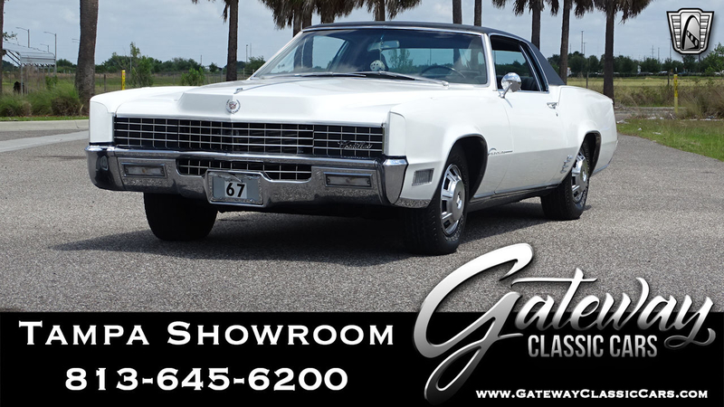 1967 Cadillac Eldorado Is Listed For Sale On Classicdigest In Ruskin By Gateway Classic Cars Tampa For 16000