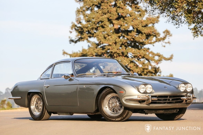 1967 Lamborghini 400GT is listed For sale on ClassicDigest in California by  Fantasy Junction for $485000