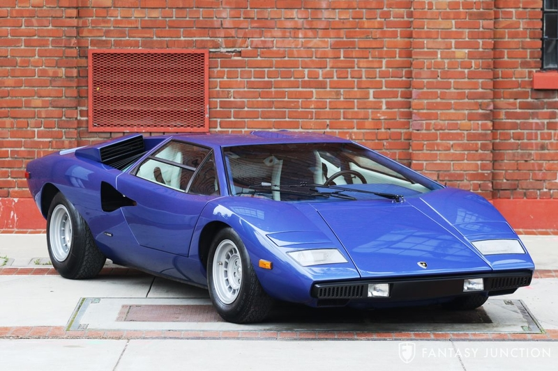 1976 Lamborghini Countach is listed For sale on ClassicDigest in California  by Fantasy Junction for $975000