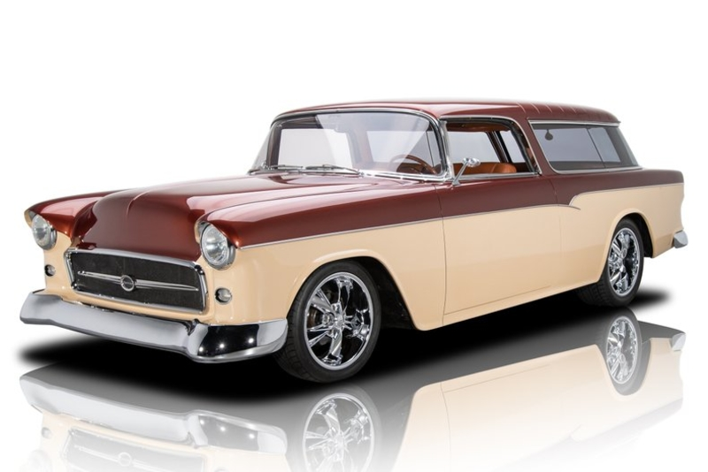 1955 Chevrolet Bel Air Is Listed For Sale On Classicdigest In Charlotte By Rk Motors Charlotte For 119900