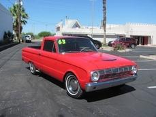 Ford Ranchero 1963