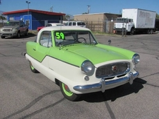 Nash Metropolitan 1959