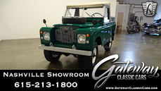Land Rover Series II 1971