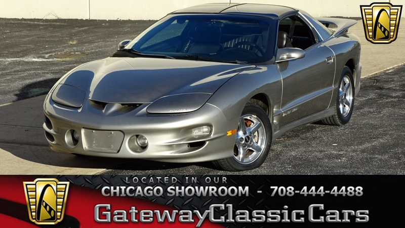 2000 Pontiac Firebird is listed For sale on ClassicDigest in Tinley Park by  Gateway Classic Cars - Chicago for $18000