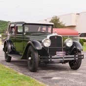 Stutz Vertical Eight 1926