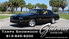 Chevrolet Monte Carlo 1987
