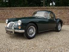 MG MGA 1961