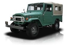 Toyota Land Cruiser 1972