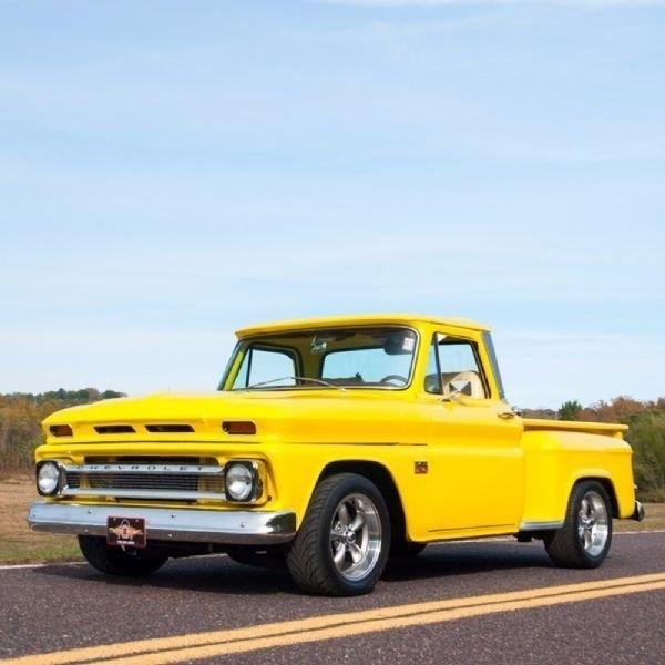 1966 Chevrolet C10 Is Listed Zu Verkaufen On Classicdigest In Bellevue By Specialty Vehicle Dealers Association Member For Preis Nicht Verfügbar Classicdigest Com