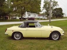MG MGC 1969