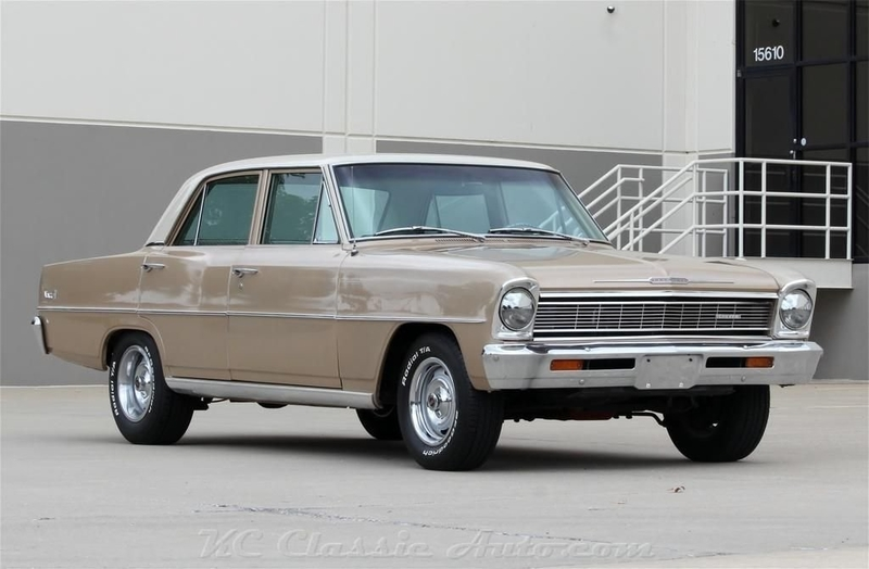 1966 Chevrolet Chevy Ii Is Listed For Sale On Classicdigest In