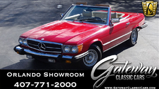 Mercedes-Benz 450SL w107 1979