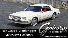 Dodge Mirada 1983