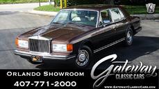 Rolls-Royce Silver Spirit 1985