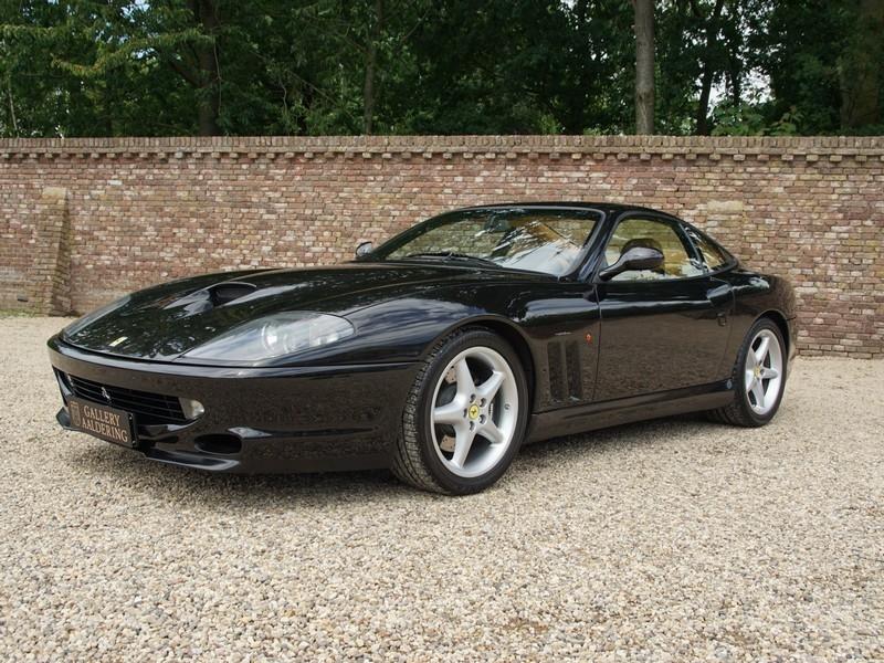 2000 Ferrari 550 Maranello Is Listed Zu Verkaufen On Classicdigest In Brummen By The Gallery For 105000 Classicdigest Com