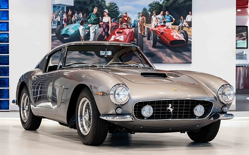 1962 Ferrari 250 Gt Swb Is Listed Sold On Classicdigest In London By Auto Dealer For Not Priced Classicdigest Com