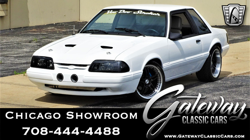 1992 Ford Mustang is listed For sale on ClassicDigest in Tinley Park by  Gateway Classic Cars - Chicago for $25500