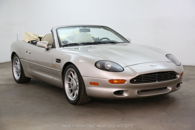 1997 Aston Martin Db7 Is Listed Verkauft On Classicdigest In Los Angeles By Beverly Hills For 24750 Classicdigest Com