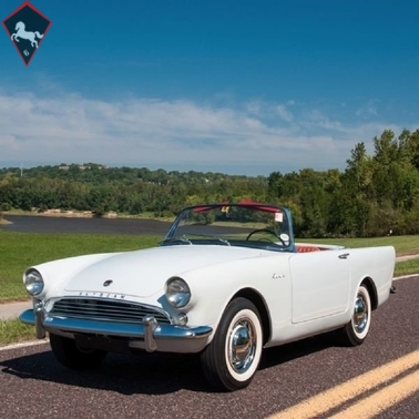 Sunbeam Alpine 1962