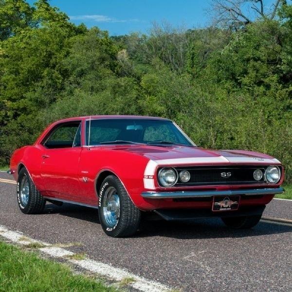 1967 Chevrolet Camaro Is Listed Zu Verkaufen On Classicdigest In Bellevue By Specialty Vehicle Dealers Association Member For Preis Nicht Verfügbar Classicdigest Com