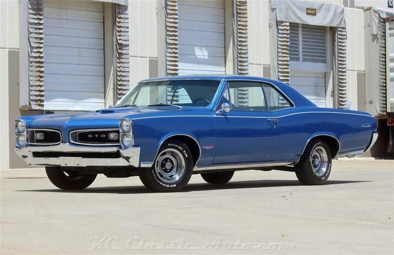 1966 Pontiac Gto Is Listed For Sale On Classicdigest In Bellevue By Specialty Vehicle Dealers Association Member For 59900 Classicdigest Com