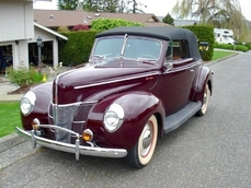 Ford De Luxe 1940