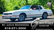 Chevrolet Monte Carlo 1988