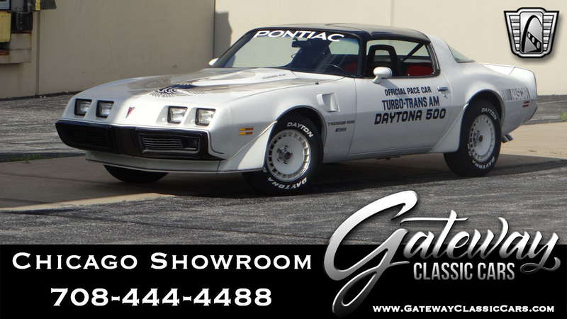 1981 Pontiac Firebird is listed For sale on ClassicDigest in Tinley Park by  Gateway Classic Cars - Chicago for $35000