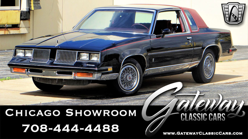 1983 Oldsmobile Cutlass is listed For sale on ClassicDigest in Tinley Park  by Gateway Classic Cars - Chicago for $10000