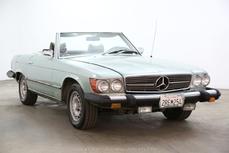 Mercedes-Benz 450SL w107 1974