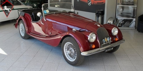 Morgan Plus 4 1977