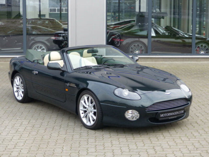 2000 Aston Martin Db7 Is Listed Sold On Classicdigest In Heide By Auto Dealer For 39500 Classicdigest Com