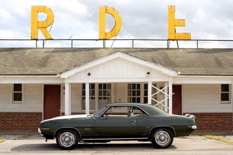 1969 Chevrolet Camaro is listed For sale on ClassicDigest in
