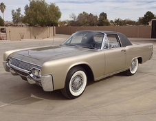 Lincoln Other 1962