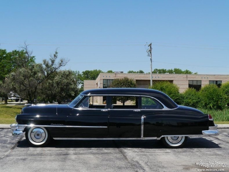 Cadillac Fleetwood For Sale >> 1950 Cadillac Fleetwood Is Listed For Sale On Classicdigest In Bellevue By Specialty Vehicle Dealers Association For 31900