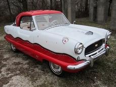 Nash Metropolitan 1962
