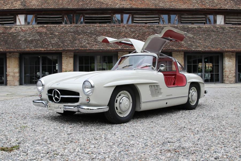 1956 Mercedes Benz 300sl Gullwing Is Listed For Sale On Classicdigest In Polling By Hk Engineering Gmbh For 1395000