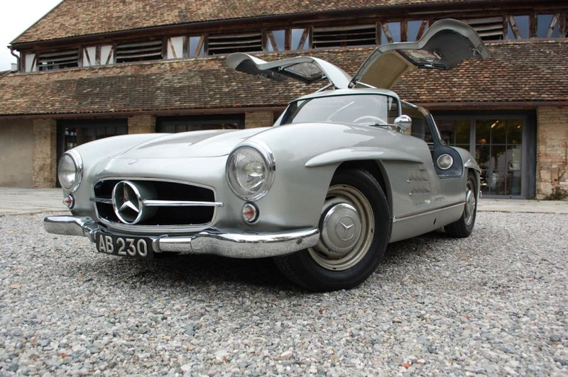 1955 Mercedes Benz 300sl Gullwing Is Listed For Sale On Classicdigest In Polling By Hk Engineering Gmbh For 1350000