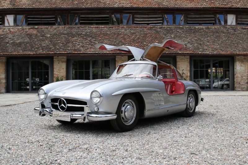 1955 Mercedes Benz 300sl Gullwing Is Listed For Sale On Classicdigest In Polling By Hk Engineering Gmbh For 1250000