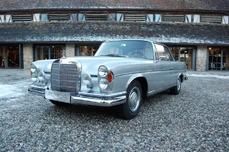 Mercedes-Benz 300SE Coupé  w112 1961