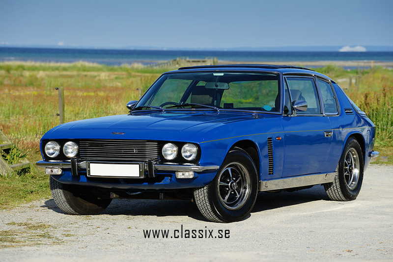 Jensen Interceptor For Sale >> 1971 Jensen Interceptor Is Listed For Sale On Classicdigest In Saxtorp By Classix By Schiebler Scandinavia Ab For 29000