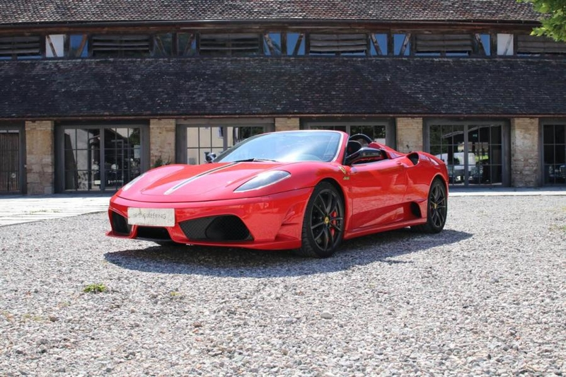 2008 Ferrari F430 Is Listed For Sale On Classicdigest In Polling By Hk Engineering Gmbh For 349000 Classicdigest Com